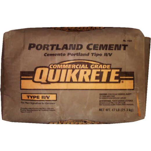 Quikrete 47 Lb Type II/V Portland Cement