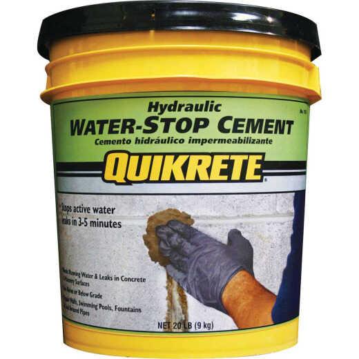 Quikrete 20 Lb Pail Hydraulic Cement
