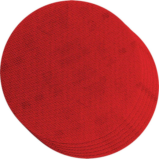 Diablo SandNet 5 In. Assorted Grit 80/120/180/220/400 Reusable Sanding Disc with Connection Pad (50-Pack)