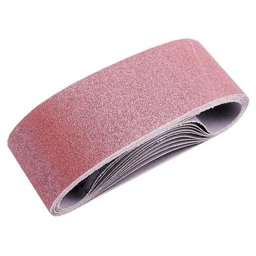 Sanding Belts & Cleaner