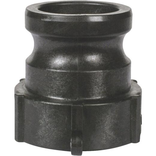 Apache 1-1/2 In. ID Polypropylene Part A Male Hose Adapter