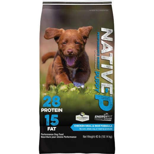 Kent Native Puppy 40 Lb. Dry Dog Food