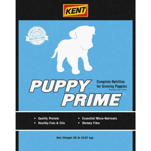 Kent Puppy Prime 20 Lb. Dry Dog Food